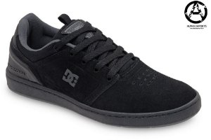 Tênis DC Shoes Chris Cole Masculino - Preto