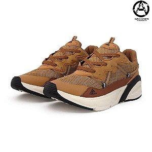 Tênis Adidas LXCON Masculino - Marrom