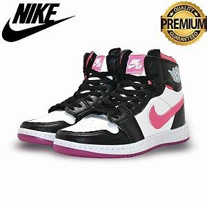 Tênis Bota Nike Air Jordan 1 Retro Feminina