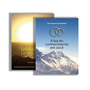 Kit Conhecimento 02 - 2 livros