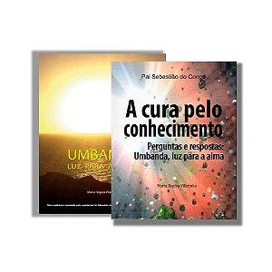 Kit Conhecimento 07 - 2 livros