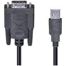 CABO CONVERSOR 2M USB PARA SERIAL U1DB9-2 VINIK BOX