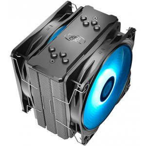 COOLER PARA PROCESSADOR UNIVERSAL DP-MCH4-GMX400PRO-BL GAMMAXX 400 PRO LED AZUL DEEP COOL BOX