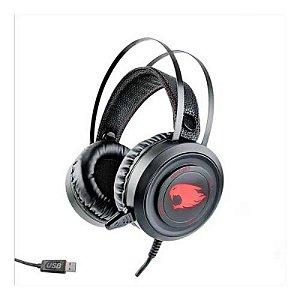 FONE DE OUVIDO HEADSET EPH710 GAMER RGB USB G-FIRE BOX