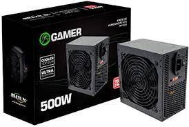FONTE ATX 500W REAL 20/24 PINOS BPC-S5330V1 4* SATA 2* IDE BRAZIL PC BOX