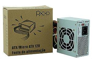 FONTE SFX 200W 20/24 PINOS PL200WRPBG PIXXO BOX