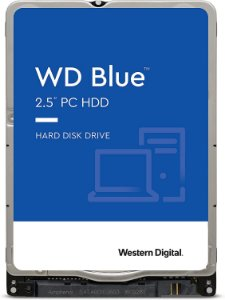 HD 1000GB SATA3 WD10SPZX 5400RPM NOTEBOOK/ULTRABOOK BLUE WESTERN DIGITAL OEM