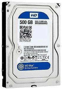 HD 500GB SATA 3 WD500AAKX 7200 RPM DESKTOP WESTERN DIGITAL OEM