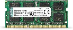MEMORIA 8GB DDR3 1333 MHZ NOTEBOOK KVR1333D3S9/8G LV KINGSTON BOX