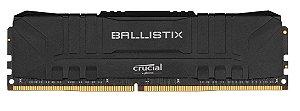 MEMORIA 8GB DDR4 3200 MHZ DESKTOP BL8032C16U48 BALLISTIX CRUCIAL BOX