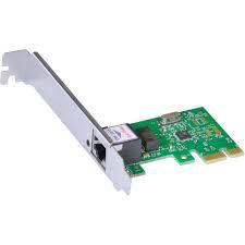 PLACA DE REDE PCI-E 10/100/1000 PRV-1000E VINIK BOX