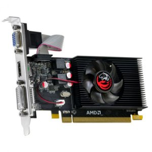 PLACA DE VIDEO 2GB PCIEXP R5 230 PJR230RLP 64BITS DDR3 PCYES BOX