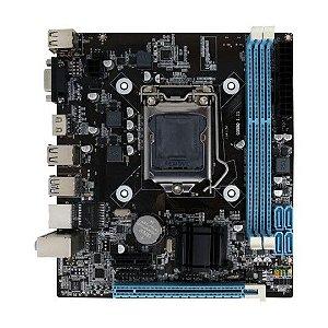 PLACA MAE 1150 MICRO ATX TG-H81-S DDR3 VGA/HDMI MAXXDIGITAL BOX