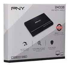 SSD 240GB SATA III SSD7CS900-240-RB CS900 SSD PNY BOX