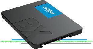 SSD 480GB SATA III CT480BX500SSD1 BX500 CRUCIAL BOX
