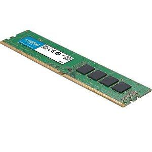 MEMORIA 16GB DDR4 2666 MHZ DESKTOP CB16GU2666-C8ET CRUCIAL BOX