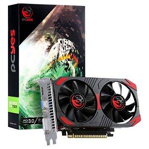 * PLACA DE VIDEO 2GB GTX 750 TI PJ750TIR5DF GDDR5 128 BITS GEFORCE PCYES BOX