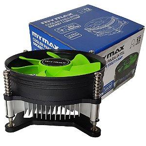 COOLER 1155/1156 P/PROCESSADOR MYC/TX900-OR MYMAX BOX