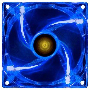 COOLER FAN P/ GABINETE 120MM VX GAMING V.LIGHT LED AZUL VINIK BOX
