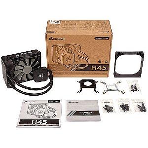 COOLER HIDRO 120MM CW-9060028-WW H45 CORSAIR BOX
