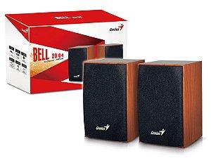CX. DE SOM USB 31731063101 4W RMS 2.0 CANAIS GENIUS BOX
