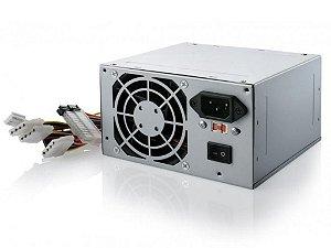 FONTE ATX 230W REAL 20/24 PINOS FNT-230W-H 2-SATA 2 IDE HOOPSON OEM