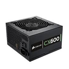 FONTE ATX 600W REAL CP-9020048 PLUS BRONZE CORSAIR BOX
