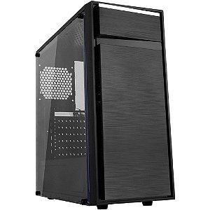 GABINETE 1 BAIA BG-015 GAMER SEM FONTE BLUECASE BOX