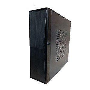 GABINETE ITX ALL-CHS-M05WOT2U C/ FONTE ITX INTERNA ALL-CHS-M05WPWR CASEMALL BOX