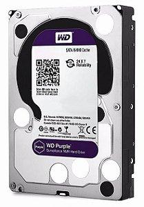 HD 1000GB SATA 3 6GB/S WD10PURZ 5400RPM PURPLE SURVEILLANCE WESTERN DIGITAL BOX