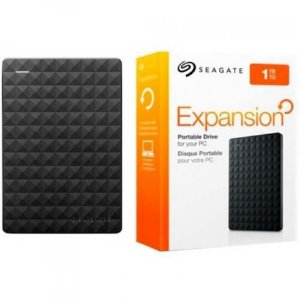 HD 1000GB USB 3.0 STEA1000400 EXTERNO EXPANSION SEAGATE BOX