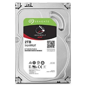 HD 2000GB ST2000VN004 5900 RPM IRONWOLF SEAGATE BOX