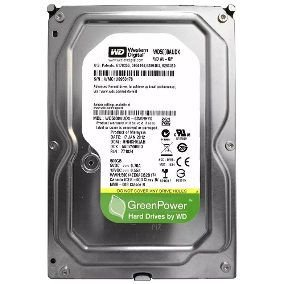 HD 500GB SATA 3,0GB/S WD5000AURX 7200RPM WESTERN DIGITAL BOX