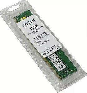 MEMORIA 16GB DDR4 2400 MHZ CT16G4DFD824A CRUCIAL OEM