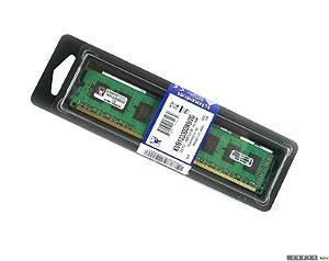 MEMORIA 2GB DDR3 1333 MHZ KVR1333D3N9/2G KINGSTON BOX