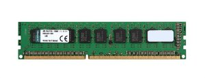 MEMORIA 4GB DDR3 1600 MHZ ECC KVR16LE11S8/4 NON-REG CL11 KINGSTON BOX