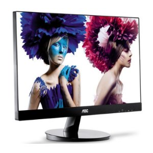 MONITOR 21,5 LED I2269VW 1920X1080 FULL HD VGA / DVI AOC BOX
