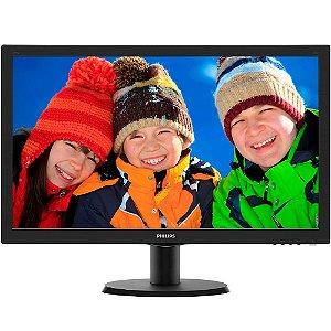 MONITOR 23.6 LCD 243V5QHABA 1920X1080 VGA/HDMI/DVI BOX