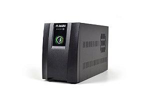 NO-BREAK 1200VA 4023 UPS COMPACT PRO/1BS BIVOLT PRETO TS SHARA BOX
