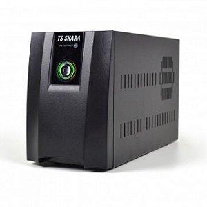 NO-BREAK 1400VA 4430 COMPACT PRO BIVOLT AUTOMATICO TS SHARA BOX