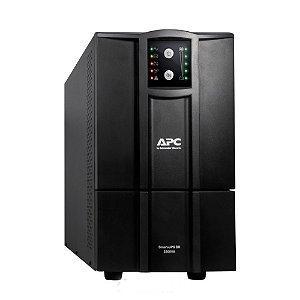 NO-BREAK 2200VA SMC2200BI-BR SMART UPS BIVOLT APC BOX