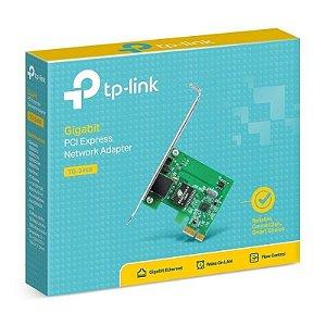 PLACA DE REDE PCI-E 10/100/1000 TG-3468 TP LINK BOX