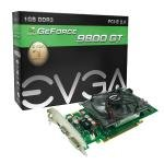 PLACA DE VIDEO 1 GB PCIEXP 9800GT 01G-P3-N988-L1 256BITS DDR3 EVGA BOX