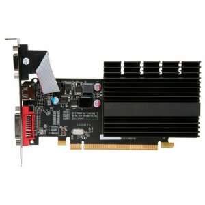 PLACA DE VIDEO 1 GB PCIEXP HD545XZQH2 HD5450 64BITS DDR3 XFX BOX