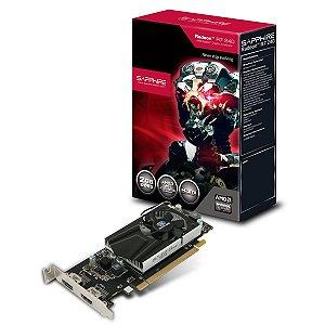 PLACA DE VIDEO 2GB PCIEXP 11216-07-20G R7 240 DDR3 LOW PROFILE SAPPHIRE BOX