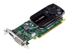 PLACA DE VIDEO 2GB PCIEXP QUADRO K620 VCQK620-PORPB 128BITS DDR3 PNY BOX