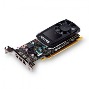 PLACA DE VIDEO 2GB PCIEXP QUADRO P400 VCQP400-PORPB 64BITS GDDR5 NVIDIA PNY BOX