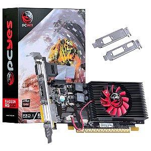PLACA DE VIDEO 2GB PCIEXP R5 230 PTYT230R56402D3 64BITS DDR3 RADEON PCYES BOX