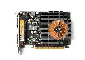 PLACA DE VIDEO 4GB PCIEXP GT 730 ZT-71109-10L 128BITS DDR3 GEFORCE DVI/MINI-HDMI ZOTAC BOX