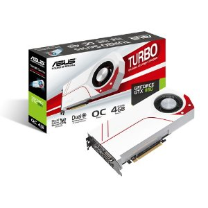 PLACA DE VIDEO 4GB PCIEXP GTX 960 TURBO-GTX960-OC-4GD5 128BITS GDDR5 GEFORCE ASUS BOX